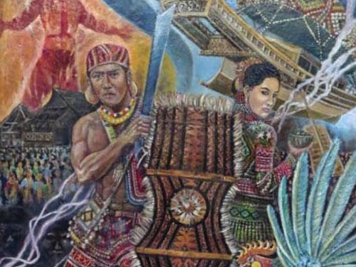 Tuwaang: Hero of the Tuwaang epics of the Bagobo – CulturEd